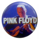 Pink Floyd - 'Dave on Stage' Button Badge